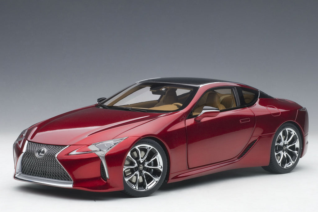 COMING SOON: AUTOART'S LEXUS LC500