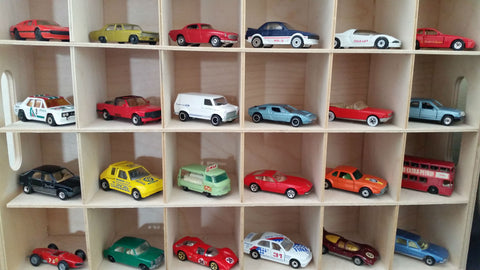 Single Display Stand for 1:18 Diecast Model Car