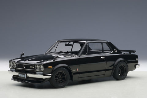 Nissan Skyline GT-R Hakosuka | 1:18-Scale Diecast Model Car by AUTOart | Model Citizen