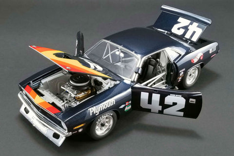 Plymouth 'Cuda T/A Swede Savage 1:18 Acme | Model Citizen's Top 5 Models of 2018