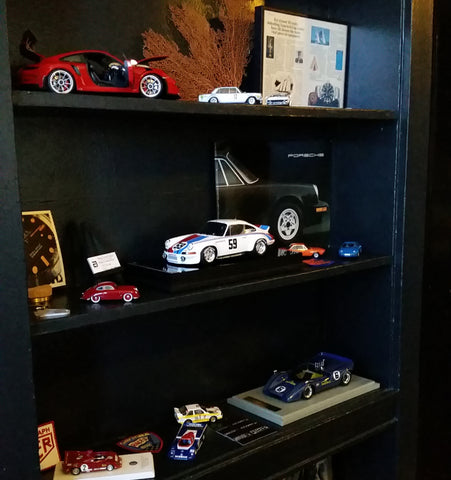 Why You Should Start Collecting Model Cars - Bookcase 1 | Model Citizen Blog