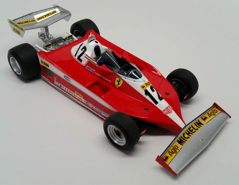 Looksmart 1:18 Ferrari 312T3 1978 Canadian Grand Prix | Model Citizen's Top 5 New Models of 2018