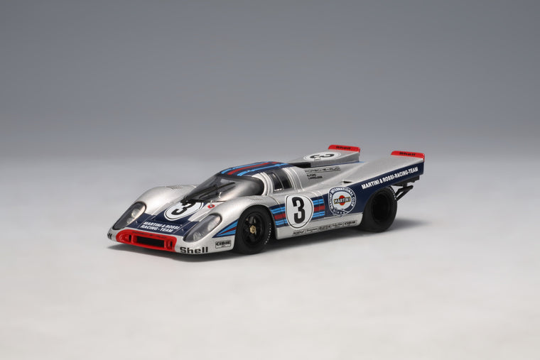 Porsche 917K (1971 12 Hours of Sebring Winner) - 1:43 Scale Model Car