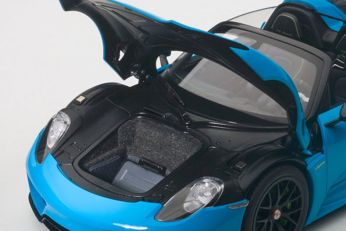 Porsche 918 Spyder | 1:18 Scale Model Car by AUTOart | Front Detail