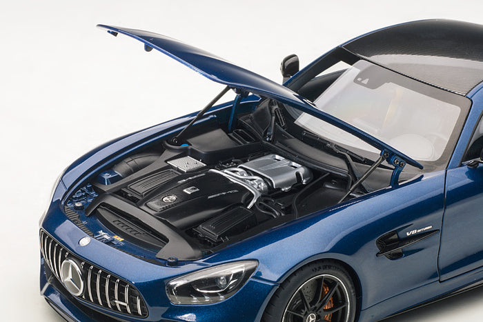 Mercedes-AMG GT R | 1:18 Scale Model Car by AUTOart | Engine Detail