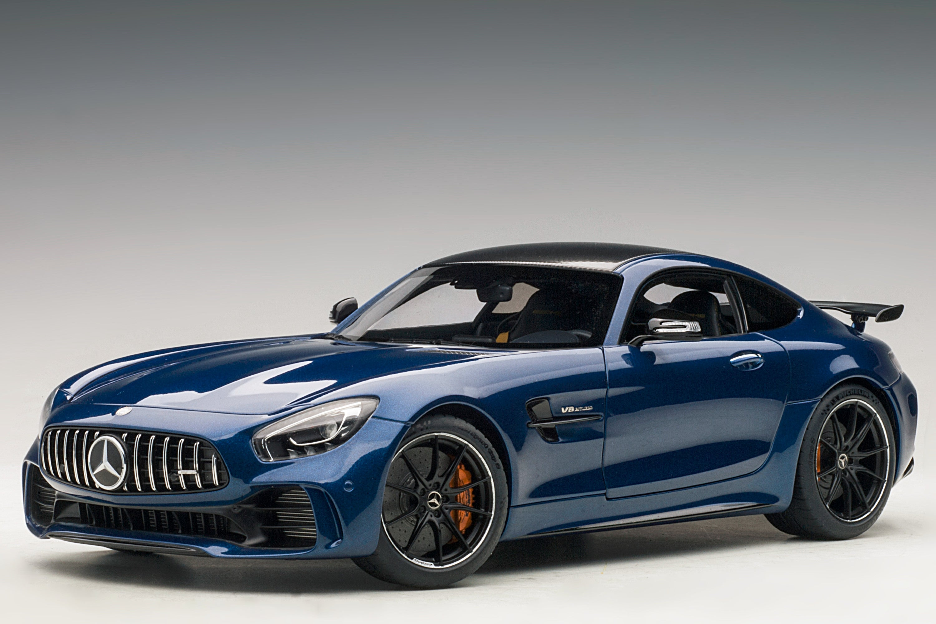 Mercedes-AMG GT R | 1:18 Scale Model Car by AUTOart | Front Quarter