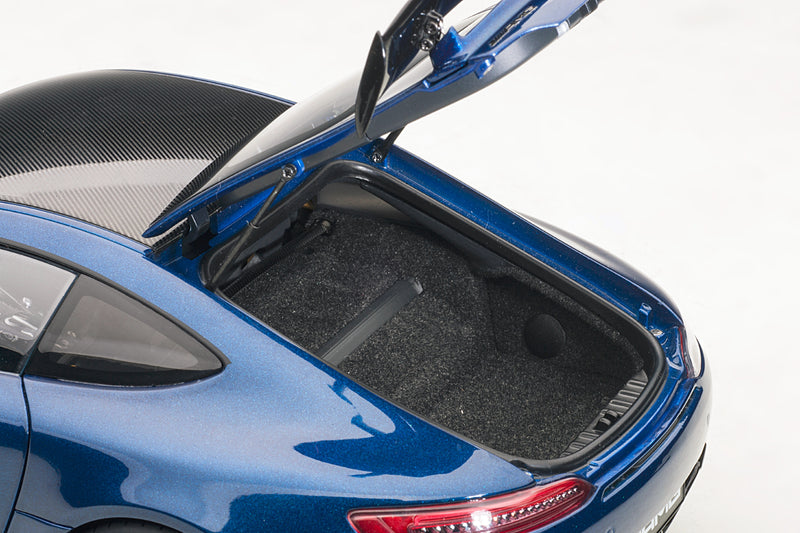 Mercedes-AMG GT R | 1:18 Scale Model Car by AUTOart | Rear Hatch