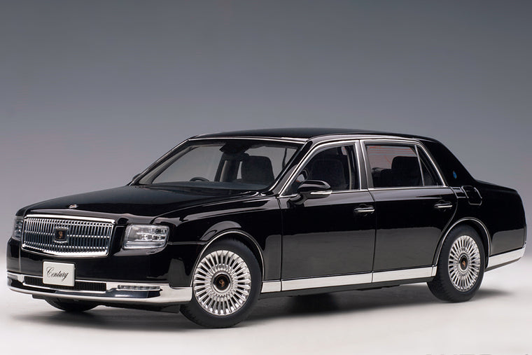 Toyota Century (2018) - 1:18 Scale Model Car by AUTOart