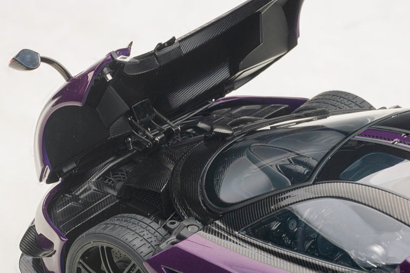 Pagani Huayra BC | 1:18 Scale Model Car by AUTOart | Front Detail