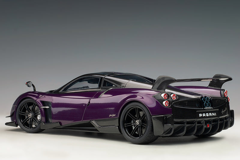 Pagani Huayra BC | 1:18 Scale Model Car by AUTOart | Rear Quarter