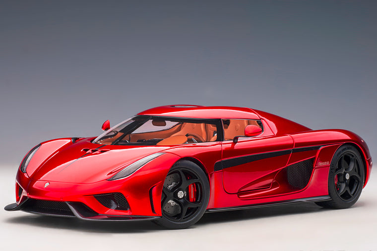 Koenigsegg Regera - 1:18 Scale Model Car