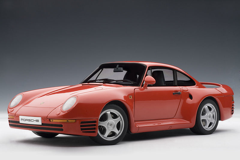 Porsche 959 | 1:18-Scale Diecast Model Car by AUTOart | Front Quarter