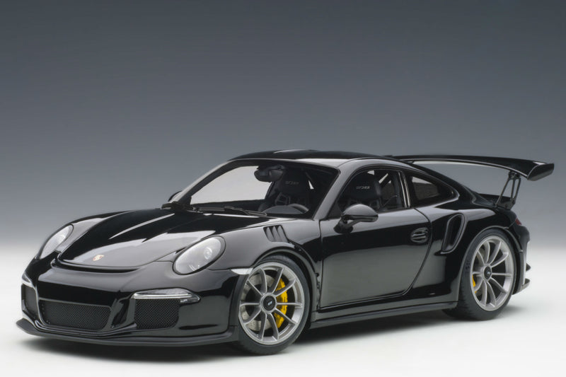 Porsche 911 GT3RS (991.1) | 1:18 Scale Model Car by AUTOart | Front Quarter