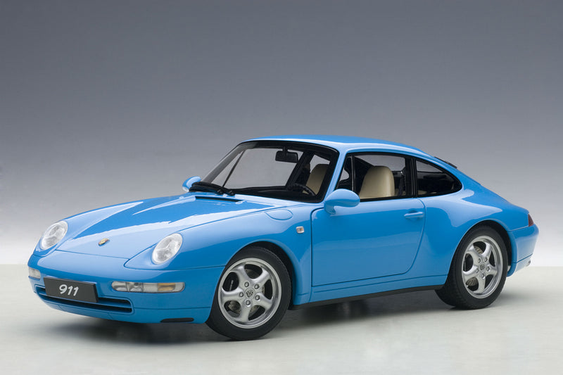 Porsche 993 | 1:18 Scale Model Car by AUTOart | Front Quarter