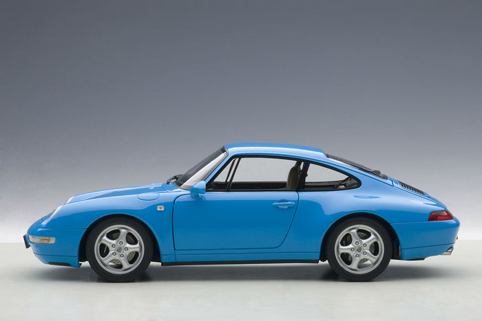 Porsche 993 | 1:18 Scale Model Car by AUTOart | Profile view