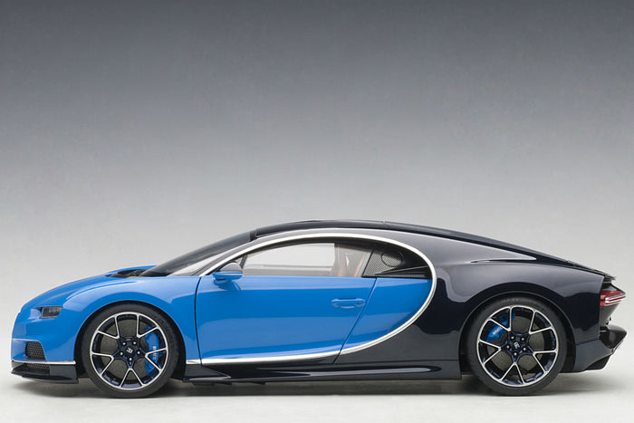 Bugatti Chiron | 1:18 Scale Model Car by AUTOart | Profile