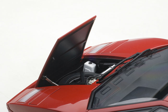 Lamborghini Countach 25th Anniversary | 1:18 Scale Diecast Model Car by AUTOart | Front Detail
