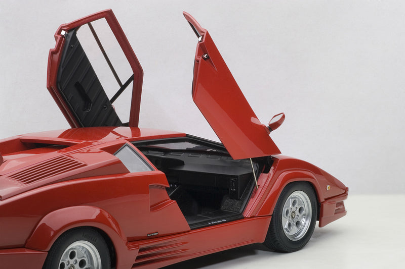 Lamborghini Countach 25th Anniversary - 1:18 Scale Diecast Model Car