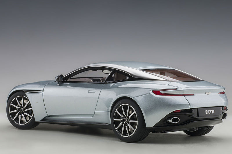 Aston Martin DB11 | 1:18 Scale Model Car by AUTOart | Rear Quarter