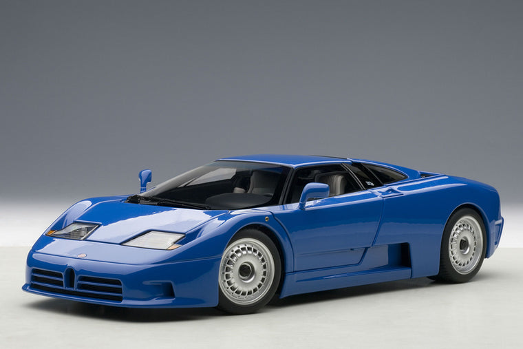 Bugatti EB110 GT - 1:18 Scale Diecast Model Car