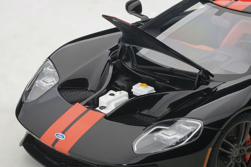 Ford GT (2017) | 1:18 Scale Model Car by AUTOart | Front Detail