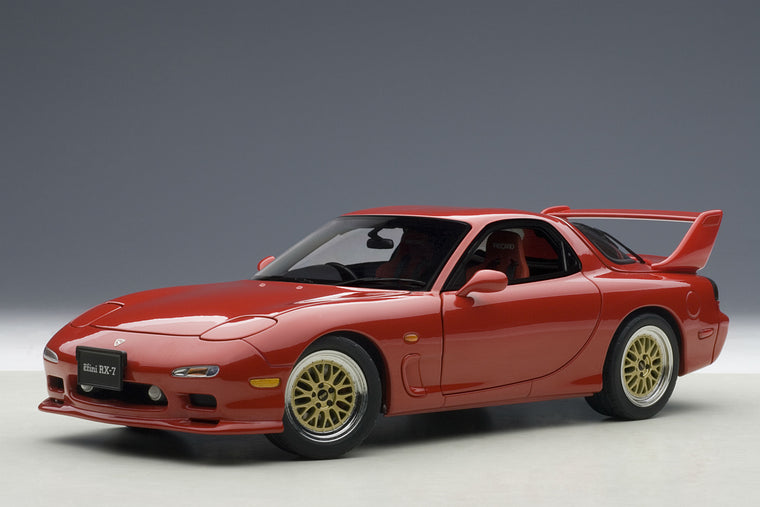 Mazda Efini RX-7 (FD) Tuned Version - 1:18 Scale Diecast Model Car