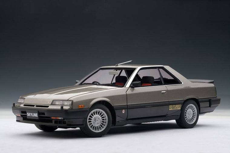 Nissan Skyline RS-X Turbo (DR30, 1984) - 1:18 Scale Diecast Model Car