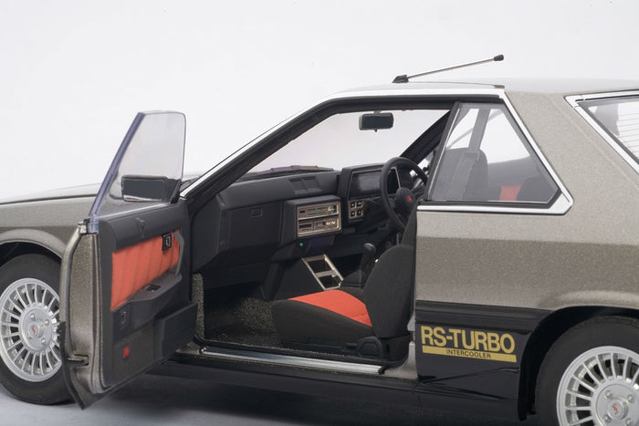 Nissan Skyline GT-X Turbo (DR30, 1984) | 1:18 Scale Diecast Model Car by AUTOart | Left
