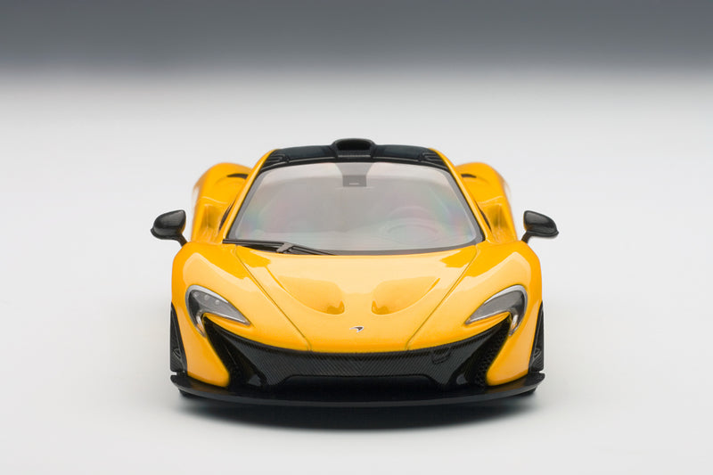 McLaren P1 | 1:43 Scale Diecast Model Car by AUTOart | Front View