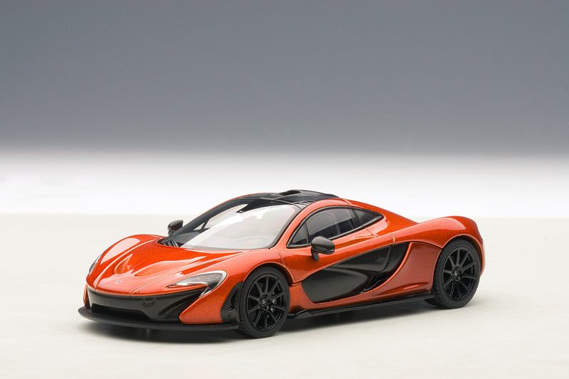 McLaren P1 | 1:43 Scale Diecast Model Car by AUTOart | Orange Variat