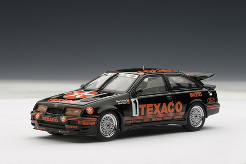Ford Sierra Cosworth RS500 Group A | 1:43 Scale Diecast Model Car by AUTOart | Front Quarter