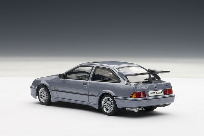 Ford Sierra RS500 Cosworth | 1:43-Scale Diecast Model Car by AUTOart | Rear Quarter
