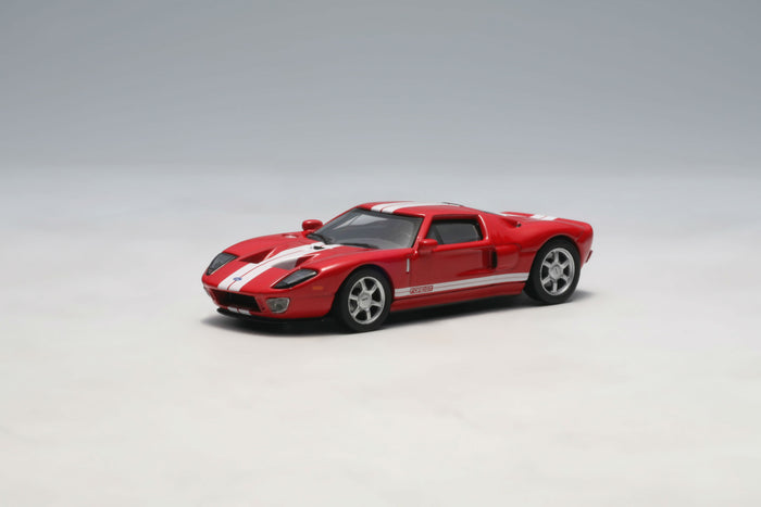 Ford GT (2005) | 1:64 Scale Diecast Model Car by AUTOart | Front Quarter