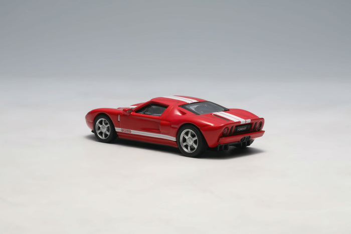 Ford GT (2005) | 1:64 Scale Diecast Model Car by AUTOart | Rear Quarter