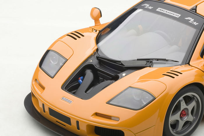 McLaren F1 LM | 1:18 Scale Diecast Model by AUTOart | Ductwork