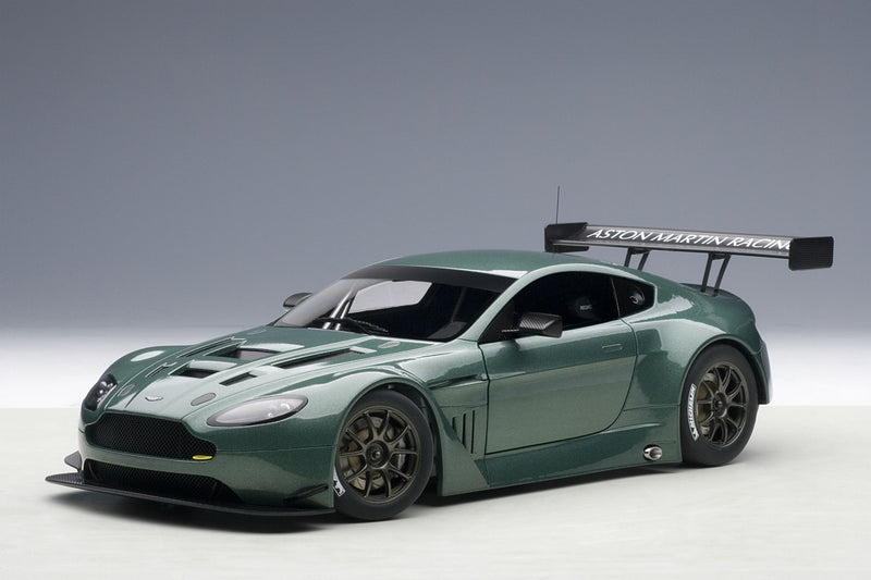 Aston Martin Vantage V12 GT3 | 1:18 Scale Model by AUTOart | Front Quarter