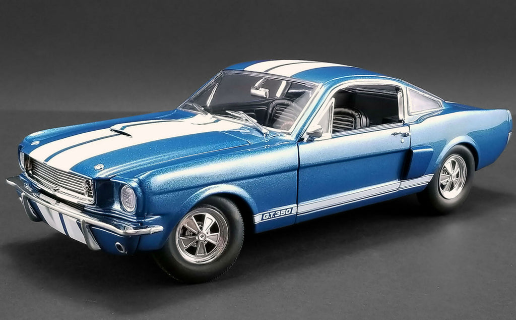 Shelby GT350 Paxton Supercharged - 1:18 Scale Diecast Model Car