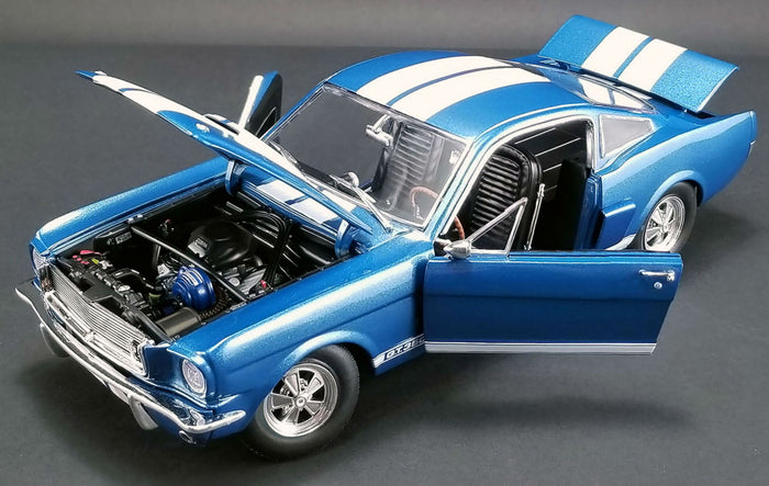 Shelby GT350 Paxton | 1:18 Scale Diecast Model Car by Acme Trading Company | Open