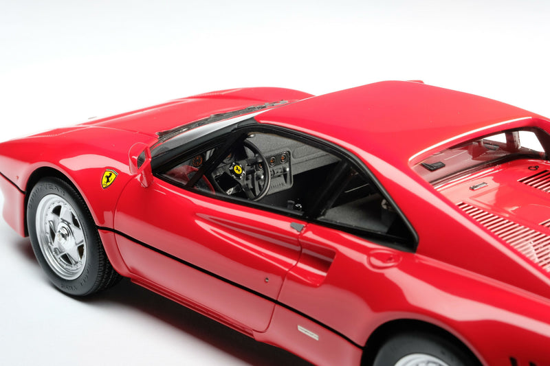 Ferrari 288 GTO (1984) | 1:18 Scale Model Car by Amalgam Collection | Left Interior