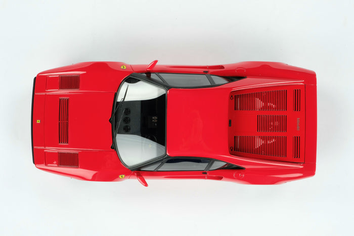 Ferrari 288 GTO (1984) | 1:18 Scale Model Car by Amalgam Collection | Overhead