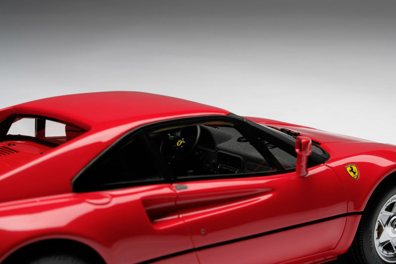Ferrari 288 GTO (1984) | 1:18 Scale Model Car by Amalgam Collection | Right Interior