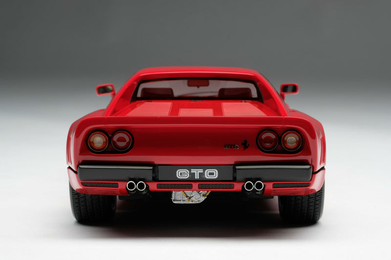 Ferrari 288 GTO (1984) | 1:18 Scale Model Car by Amalgam Collection | Rear View