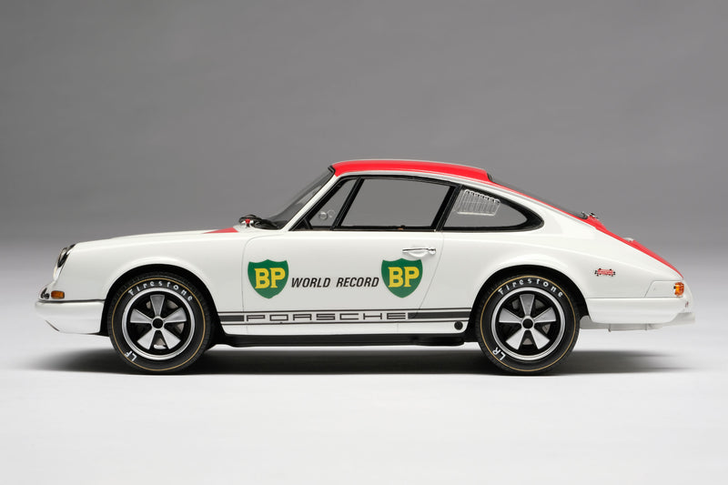 Porsche 911R (1967) | 1:18 Scale Model Car by Amalgam Collection | Profile