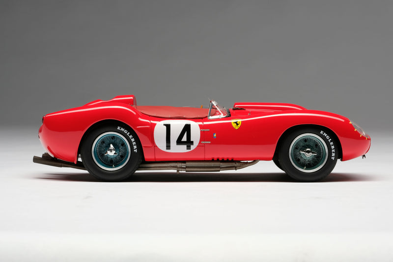 Ferrari 250 Testa Rossa (1958 Le Mans Winner) | 1:18 Scale Model Car by Amalgam Collection | Profile