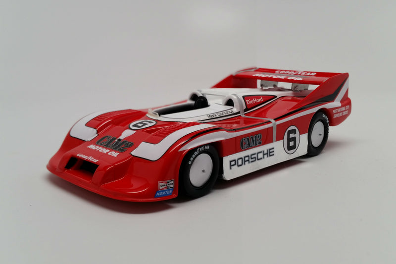 Porsche 917/30 (World's Closed Course Record 1975) | 1:43 Scale Model Car by Spark | Front Quarter