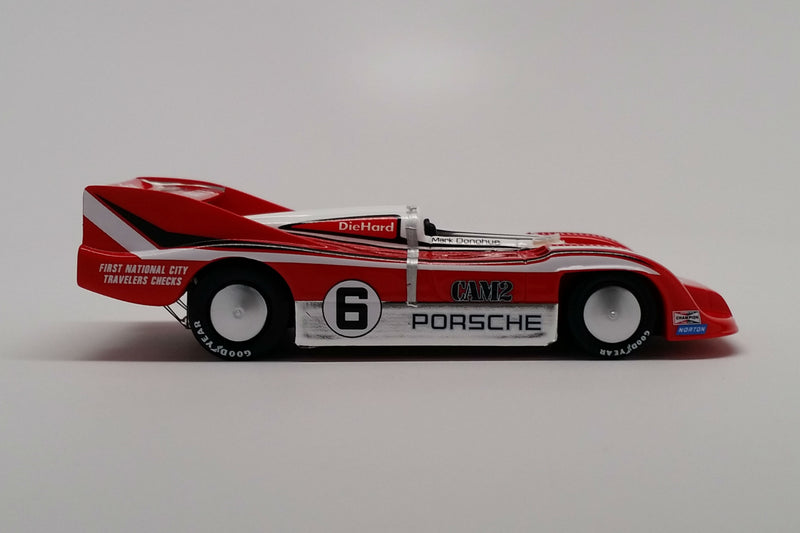 Porsche 917/30 (World's Closed Course Record 1975) | 1:43 Scale Model Car by Spark | Profile View
