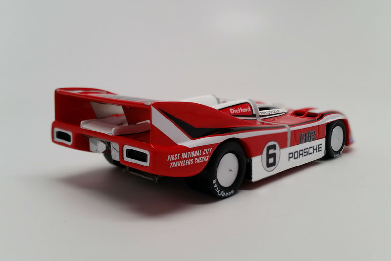 Porsche 917/30 (World's Closed Course Record 1975) | 1:43 Scale Model Car by Spark | Rear Quarter