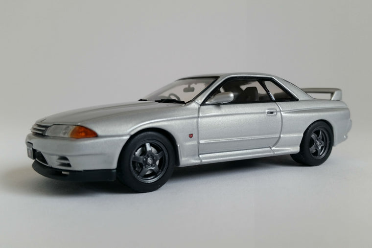 Nissan Skyline GT-R (R32) - 1:43 Scale Diecast Model Car