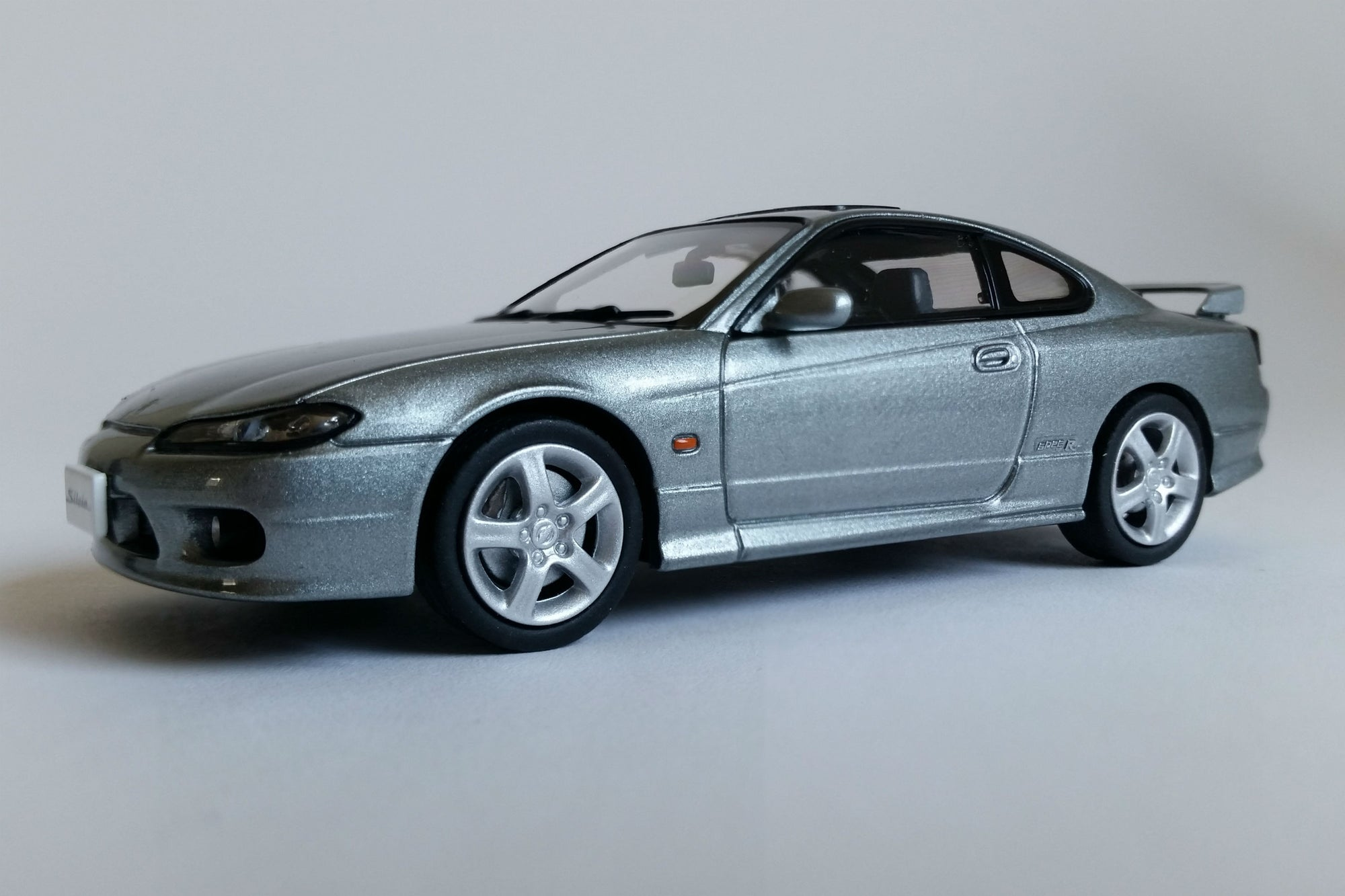 2000 Nissan Silvia S15 Spec R Pearl White 6 Speed Manual Coupe ...