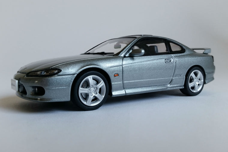Nissan Silvia Spec-R (S15) - 1:43 Scale Diecast Model Car